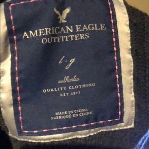 Americans Eagles wool jacket